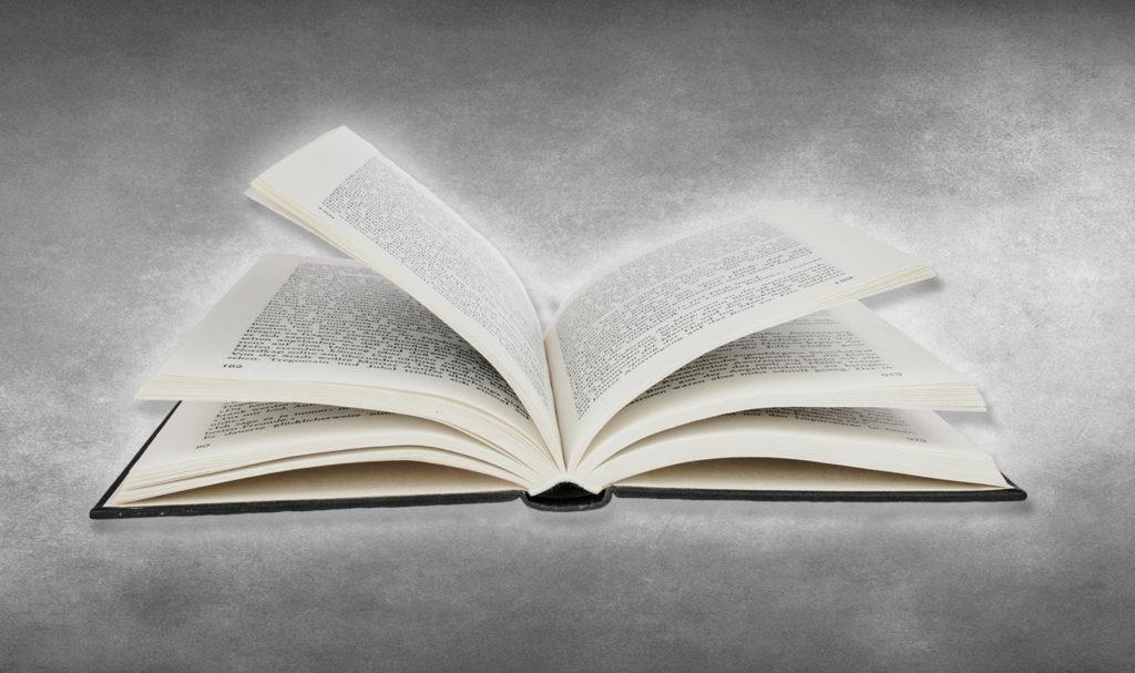 Bindungen für Bücher und Hefte
